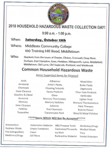 Waste Collection Day